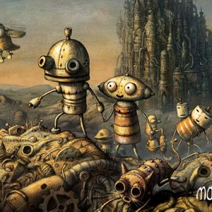 Sam Kholod - Machinarium