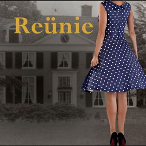 Reünie, soundtrack of the novel by Gaby den Held