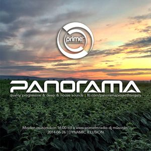 Panorama @ Prime FM 012 | Mixed By Dynamic Illusion | 20140626