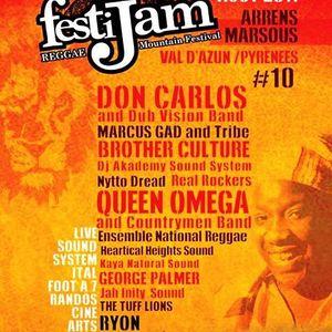 CAMPUS LIVE #032 Rétrospective FESTIJAM 2017 (festival reggae/sound system 65) [08/09/2017]