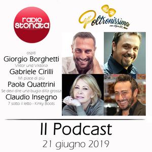 Poltronissima 4x93 - 21.06.2019 - Il cartellone di Torino Spettacoli 2019/2020 #3