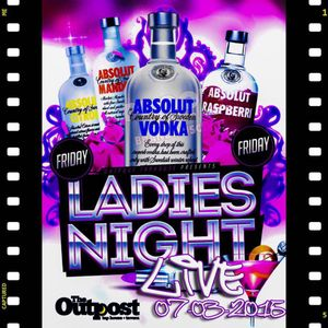 The Outpost Live 07-03-2015