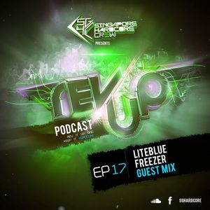 SGHC Rev Up Podcast EP 17 - Liteblue + Freezer Guest Mix