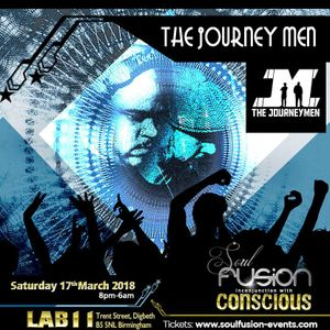Soul Fusion presents special pre party promo mix from The Journey Men