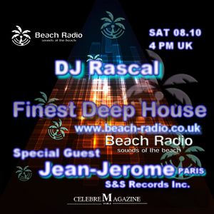 DJ Rascal - Beach Radio Co Uk - Finest Deep House - Vol 3 - 10.08.2019