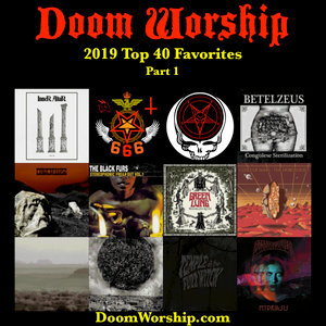 Doom Worship - E032 - 2019 Top 40 pt1
