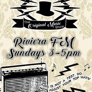 Riviera FM The CultofSuperTedPresents Original Music Show 23/04/2017