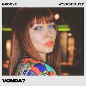 Groove Podcast 212 - VONDA7