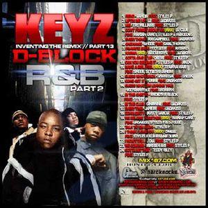 dj keyz-rnb block #2