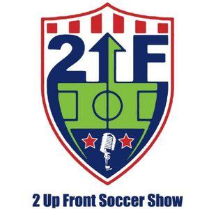 2 Up Front #89: (Kristie Mewis Washington Spirit, Mandy Laddish FC Kansas City)