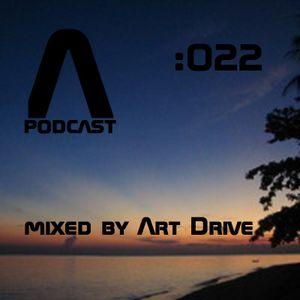 audiotechnika podcast 022 mixed by ArtyOm Drive
