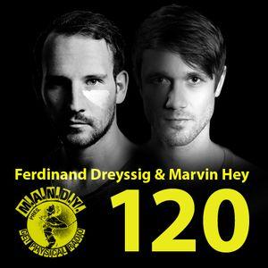 M.A.N.D.Y. Presents Get Physical Radio #120 mixed by Marvin Hey & Ferdinand Dreyssig