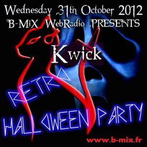 Retro Halloween @ B-mix WebRadio 30/10/2012
