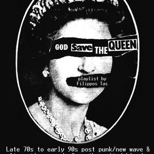 Late 70s to early 90s post punk/new wave & alternative sounds from the United Kingdom