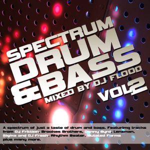 DJ Flood - Spectrum Drum and Bass Mix vol.2