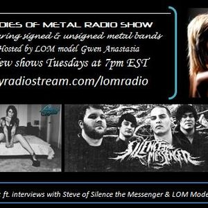 Ladies of Metal Radio Show 4/23/13