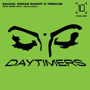 Saachi w/ Rohan Rakhit & Temujin - 26th April 2021