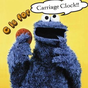 The Carriage Clock 67 -winging it!