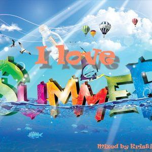 Kristina Vixen - I Love Summer Mix (17.07.2010)