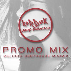 Deephouse Promo Minimix