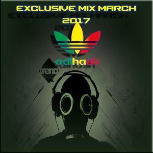  ADIHASH√ιק  ▶▶▶EXCLUSIVE MIX MARCH 2017◀◀◀