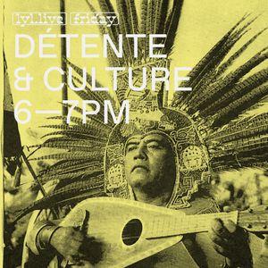 Détente & Culture (22.12.17) w/ Rey Colino