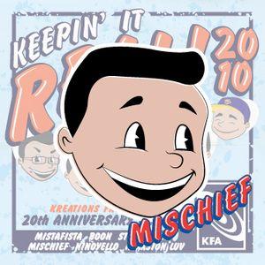 02- MC DJ Mischief - Gettin Funky, Gettin Ill