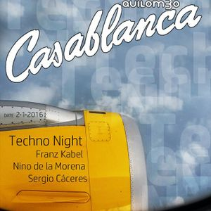 Techno Night 01-02-2016
