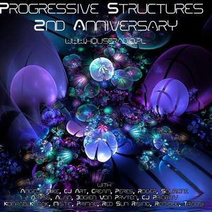 Mistic - Deepersense pres. 2nd Anniversary Progressive Structures [26.01.2014]