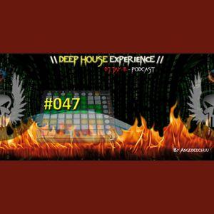 Deep House Mix #047 (Pure House EDM LaunchPad Mix DDJ-T1)