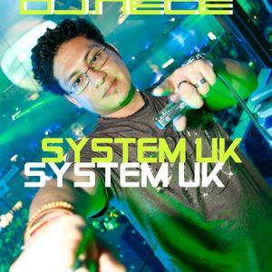 DJ.Nece At System UK Nov. 11, 2014
