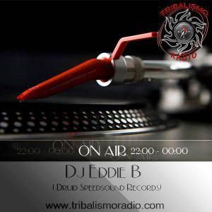Tribalismo Radio 30th November 2015 Dj Eddie B Live Mix.