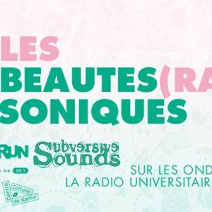 06.11.2014 Subversive Broadcast - Beautes Soniques 2014 with Turtle Master, Demosthene , SKR