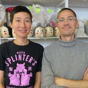 Muotoilijapariskunta Johan Olin ja Aamu Song kunnioittavat perinteitä huumoria unohtamatta