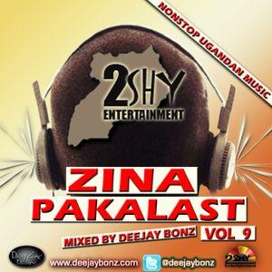 Deejay Bonz - Zina Pakalast Vol.9 (Part 1)