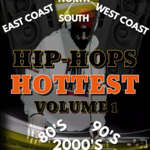 DJ Rock G Presents - HipHops Hottest Vol 1 Mixtape (Explicit)
