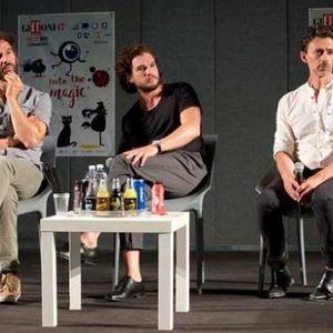 Giffoni 2017 - Kit Harington risponde alla nostra domanda - RadioSelfie.it