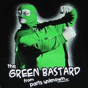Squibby - Green Bastard 2hr Mix 29-06-2012