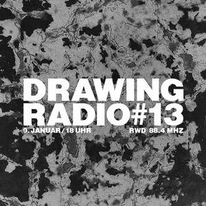 Drawing Radio #13 / Collage (III) / Radio Woltersdorf