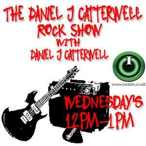 The Daniel J Catterwell Rock Show on IO Radio 030816
