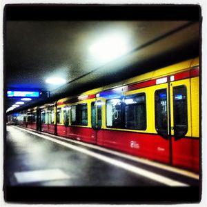 Dark and disturbing on Berlin's U bahn