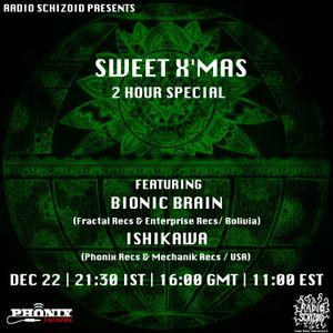 Bionic Brain Dj Set - X'Mas Special Dec 2016