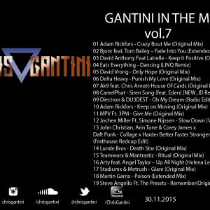GANTINI IN THE MIX Vol.7