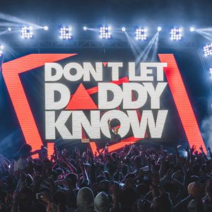 Kass - Live @ Dont Let Daddy Know Stage, Mysteryland Chile 2014
