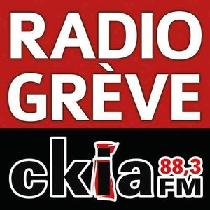 Radio-Grève 8h-9h (12-11-2015)