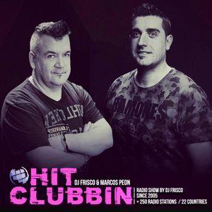 Hit Clubbin´ 850 radio show 24..07.21 by Frisco