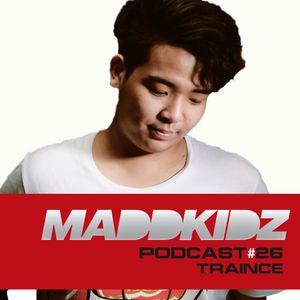Maddkidz Podcast # 26 - Traince