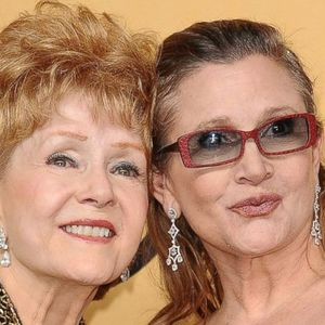 83. Carrie Fisher and Debbie Reynolds Tribute