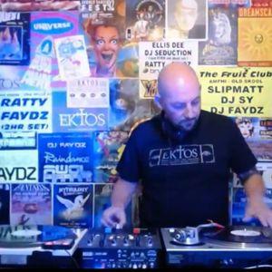 DJ FAYDZ - 1991-1992 Rave (LIVESTREAM MIX 011)