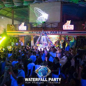 DJ Bank Live @ WaterFall Party Koh Phangan Nov 1st 2017